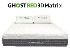 GhostBed 3D Matrix Mattress
