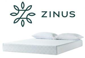 Zinus Cooling Green Tea Gel Memory Foam Mattress