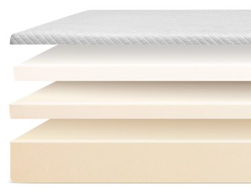 Leesa Original Mattress Layers