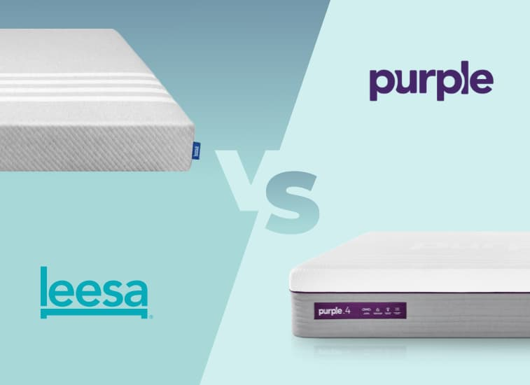 Leesa vs Purple Mattress