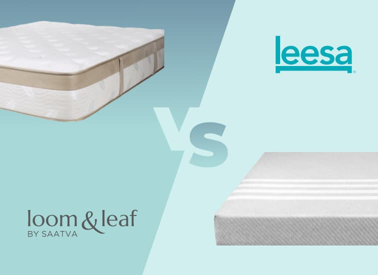 Loom And Leaf Vs Leesa Mattress 2020