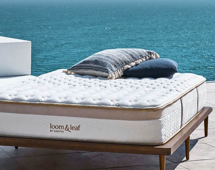 Loom & Leaf Mattress Review - Main