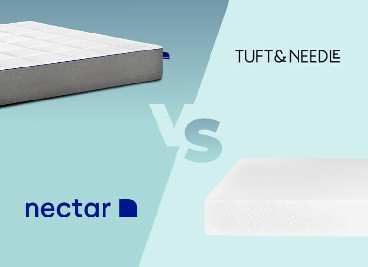 nectar mattress vs tuft and needle mattress