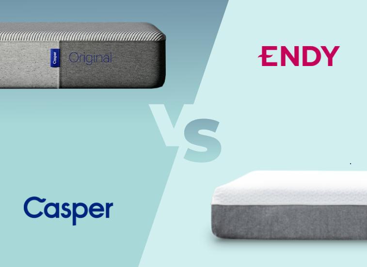 Casper vs Endy Mattress
